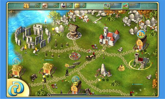 Kingdom Tales – увлекательная стратегия для Windows Phone