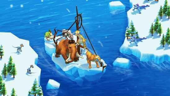 прохождение игры ледниковый период 4