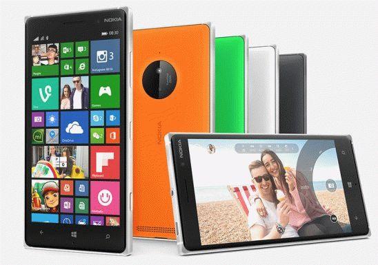 Lumia 830 – новинка на рынке Windows Phone 8.1