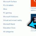 Lumia на главной странице фирменного магазина Microsoft уже не найти
