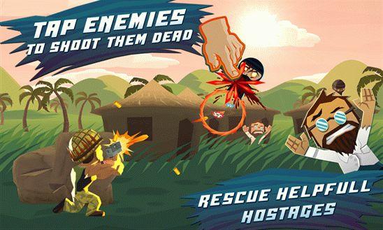 Major Mayhem. Мощный геймплей для Windows Phone 8