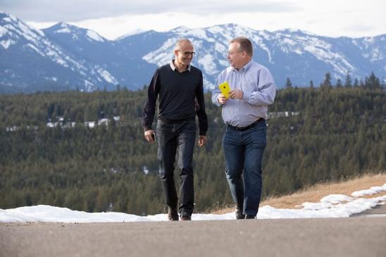 Microsoft и Nokia – сделка года