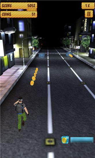 Midnight Runner — полуночный бегун в формате 3D