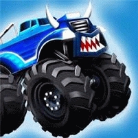 Monster Trucks Unleashed - джип-монстр