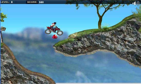 Mountain Moto – игра не для слабаков