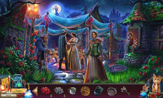 Мрачные легенды для виндовс фон