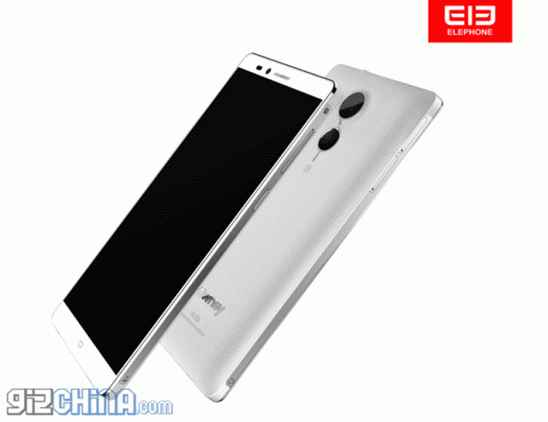 Новый QHD-флагман от Elephone скоро в продаже!