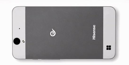 Новый смартфон Hisense MIRA 6 с Windows Phone 8.1
