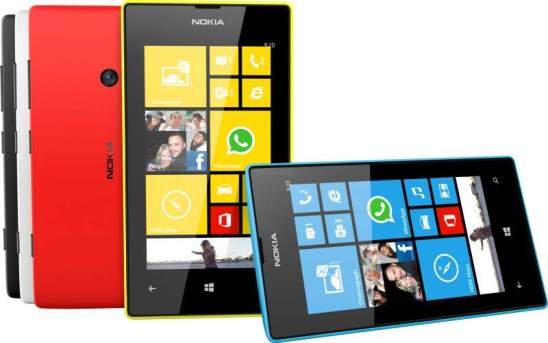 Обзор девайса Nokia Lumia 520 на Windows Phone 8