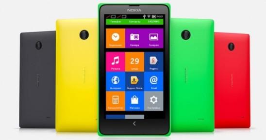 Обзор девайса Nokia X на Android