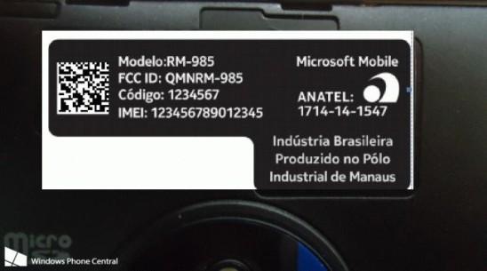 Огромное количество фотографий и документов – новое доказательство скорого появления Nokia Lumia 830