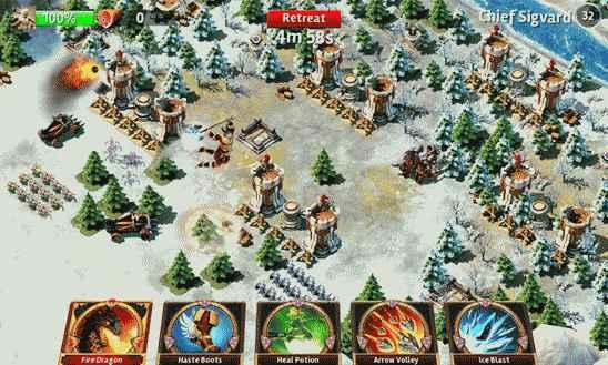 Осада — тактическая стратегия от Gameloft