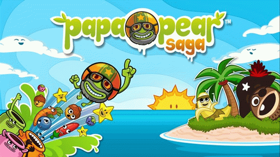 Papa Pear Saga скачать на компьютер и мобильный