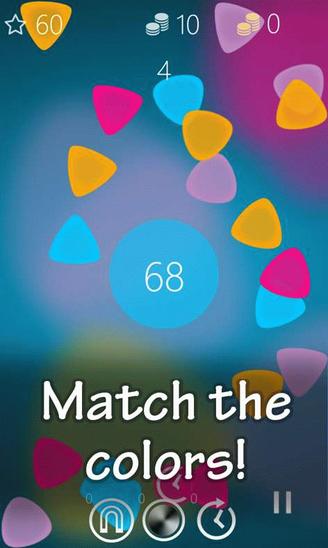 Скачать Pebble Minigame для мобильного виндовс