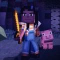Первый эпизод Minecraft: Story Mode будет представлен в октябре