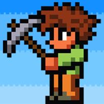 Первый взгляд на игру «Песочница Terraria»
