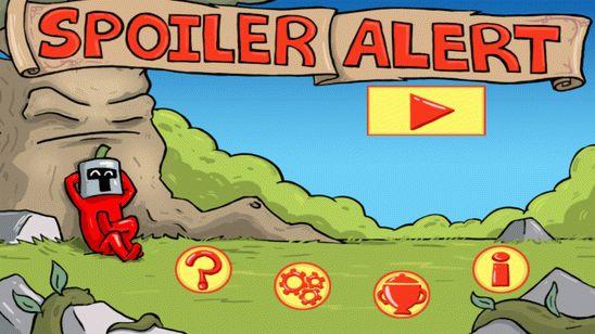 Платформер Spoiler Alert с обратным геймплеем скачать бесплатно
