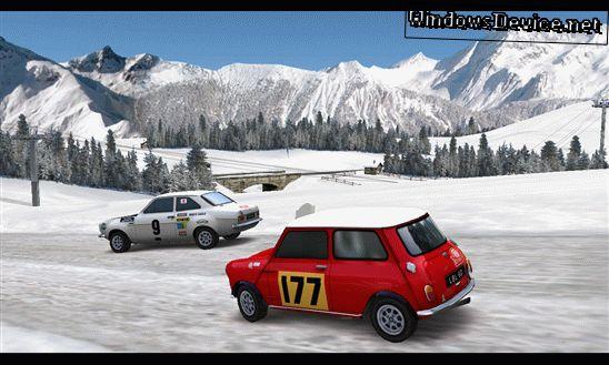 Pocket Rally. Качественные ралли для Windows Phone 8