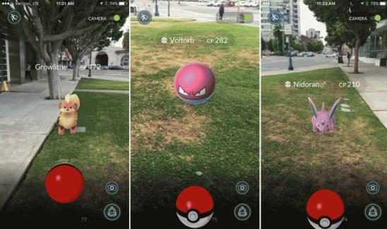 Pokemon Go контролирует Gmail и историю местоположений