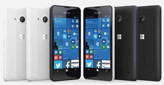 Презентация девайсов Lumia 950, 950 XL и 550 уже завтра