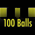 Прохождение 100 Balls – секреты раскрыты