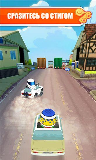 Race The Stig для Windows Phone 8 – играть гонки от Top Gear
