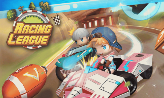 Racing League для любителей картинговых гонок