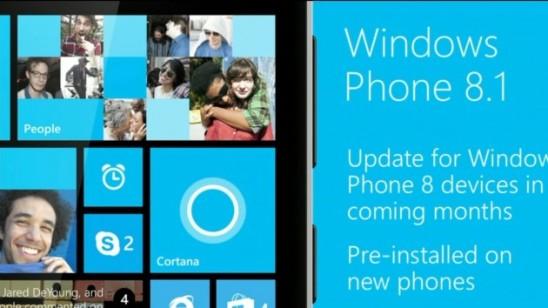 Радость для глаз и удивление друзей от обновления Windows Phone 8.1 скачать на телефон