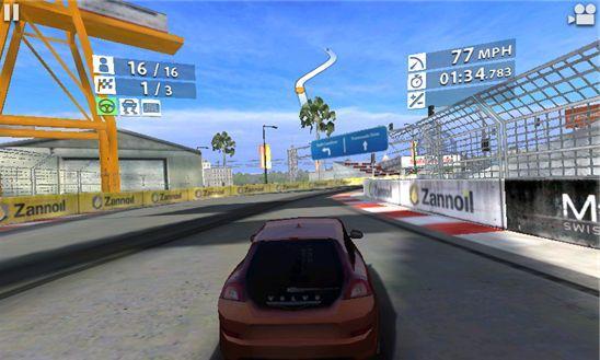 Real Racing 2 – новый взгляд на мир гонок для телефона