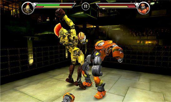 Real Steel: железный бокс