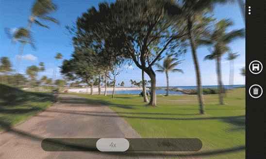 С Hyperlapse Mobile создавать видеоролики стало еще проще