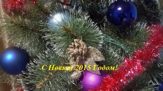 С Новым Годом 2015-м!