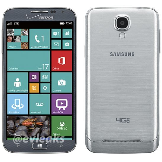 Выход Samsung ATIV SE на Windows Phone 8.1 вскоре
