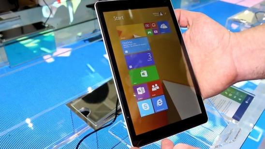 Emdoor I8080. Самый дешевый планшет с Windows 8.1 сделан в Китае