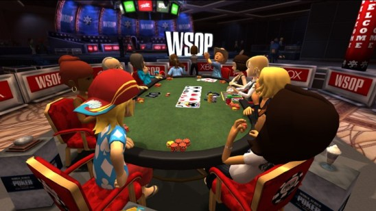 Вышел World Series Of Poker: Full House Pro для Windows 8