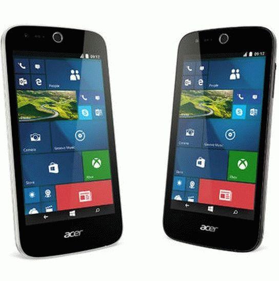 Серия бюджетных смартфонов от Acer: Liquid M320, M330, Z530 и Z530S