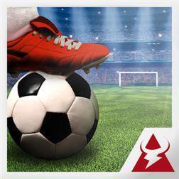 Симулятор Football Cup Flick Soccer Real World League 14 3D для Windows Phone