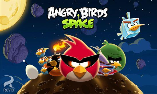 Скачать Angry Birds Space для Windows 8 и для WP8