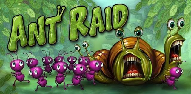 Скачать Ant Raid.xap для Windows Phone – война насекомых