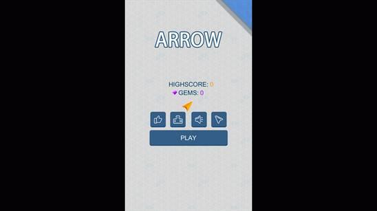 Скачать Arrow Plus – змейка для виндовс