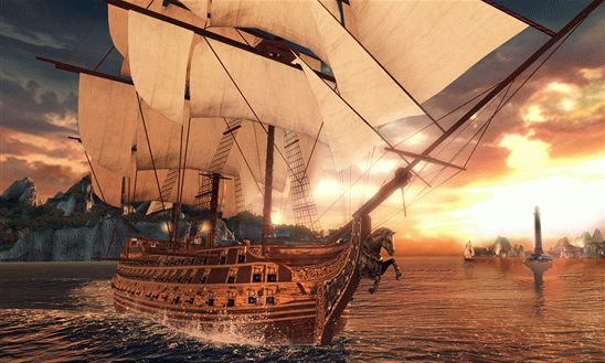 Скачать Assassin's Creed Pirates для Windows Phone и Windows 8