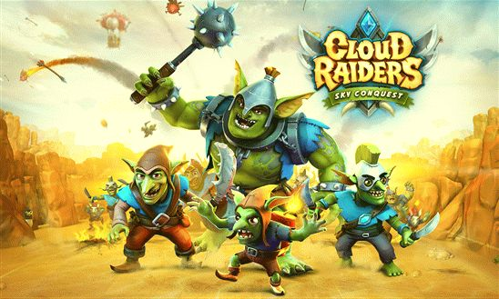 Скачать Cloud Raiders для Windows Phone – стратегия года
