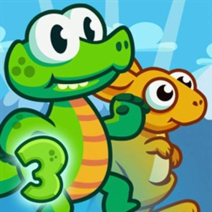 Скачать Croc's World 3 бесплатно