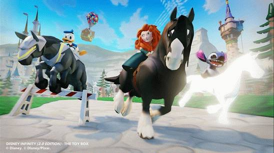 Скачать Disney Infinity 2.0: Play Without Limits бесплатно