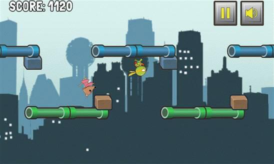 Скачать Fighting Turtle для мобильных Windows устройств