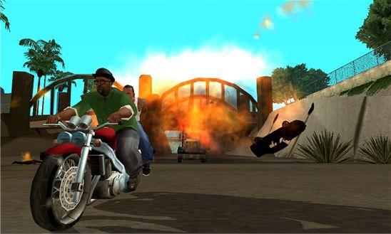 Скачать GTA San Andreas для Windows Phone 8