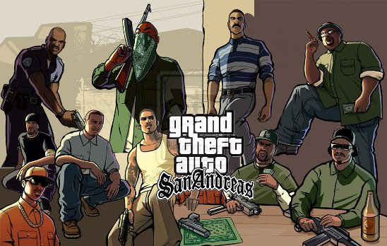 Игра gta: san andreas для windows phone 8.
