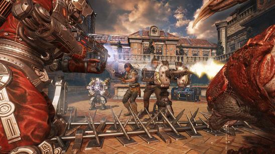 Скачать Gears of War 4