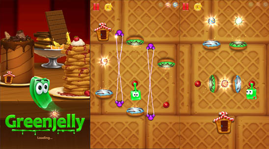 Скачать Green Jelly для windows phone