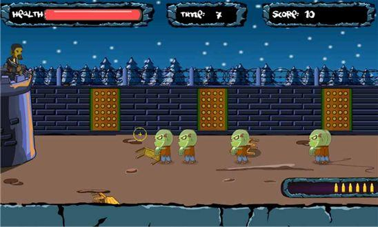 Скачать Kill Zombie для windows phone – убивалка зомби и времени